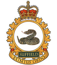 CFB Suffield Badge