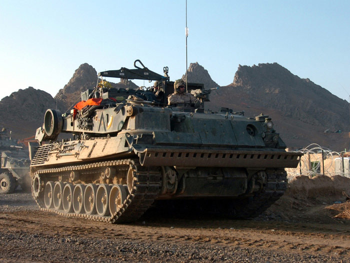 Taurus Armoured Recovery Vehicle (ARV) Details