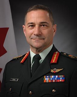 Colonel J.R.S. Boivin, CSM, CD