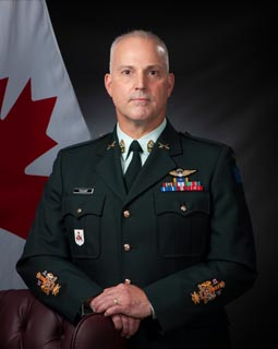 Chief Warrant Officer J.Y.E. Poissant