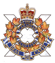 The Canadian Scottish Regiment (Princess Mary's) Badge