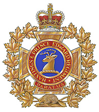 The Hastings and Prince Edward Regiment crest