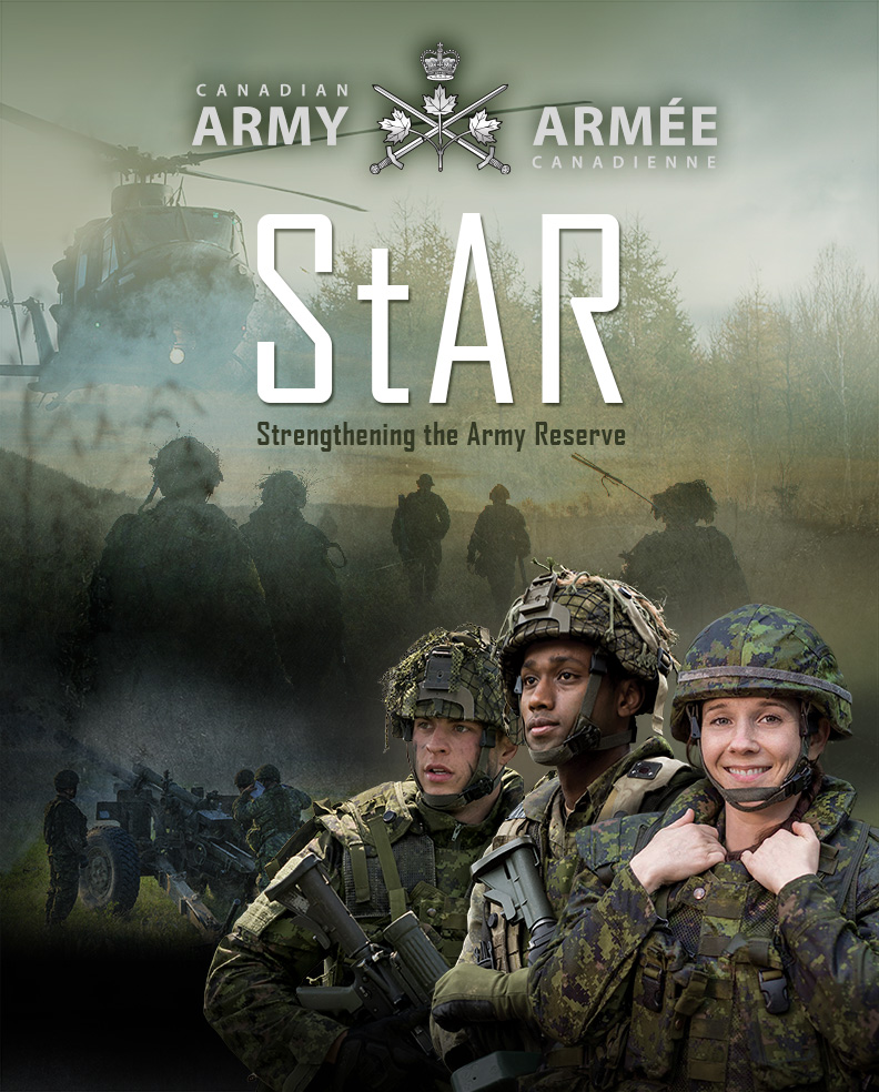 StAR - Strengthing the Army Reserver